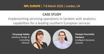 NPL EUROPE 2019