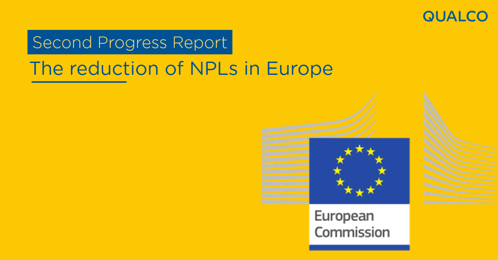 Second Progress Report on the Reduction of Non-Performing Loans in Europe