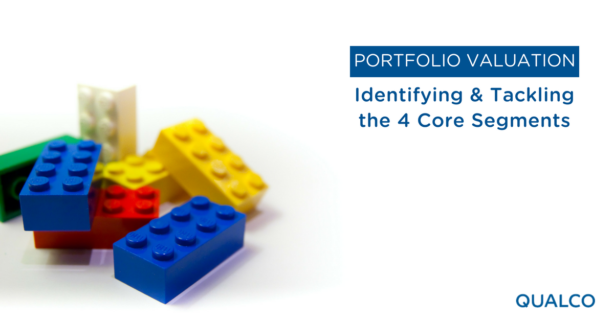 Valuation: Identifying and tackling the four core segments