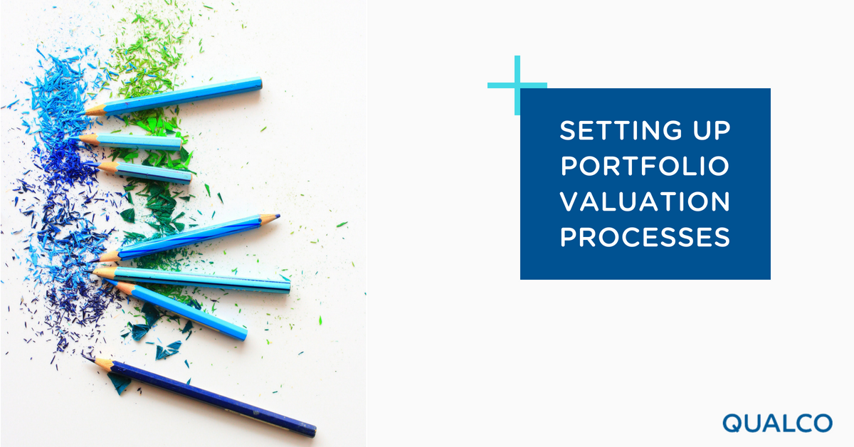 [Checklist] Setting up portfolio valuation processes