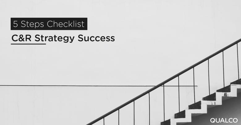 5 Steps Checklist