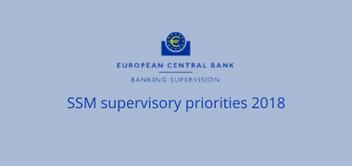 SSM supervisory priorities 2018 (2)